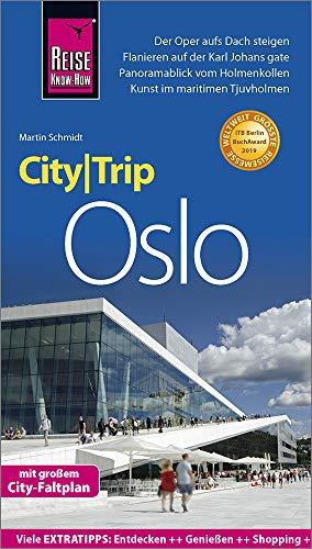 Reise Know-How CityTrip Oslo: Reiseführer mit Stadtplan und kostenloser Web-App