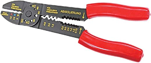 Heavy Duty ISO CRIMPING PLIER