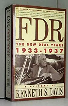 FDR: The New Deal Years 1933-1937 0679761241 Book Cover