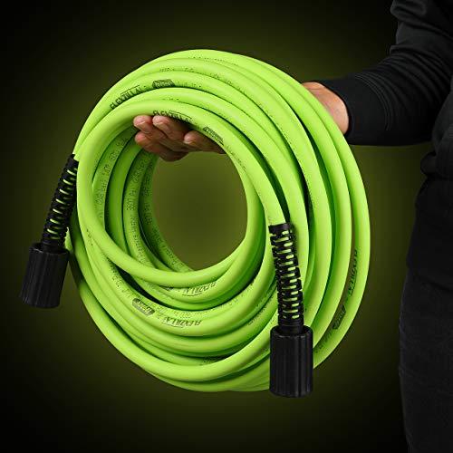 Flexzilla HFZPW3450M Pressure Washer, 1/4″ x 50′, Green