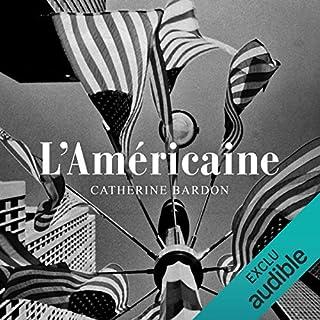 Page de couverture de L'Américaine