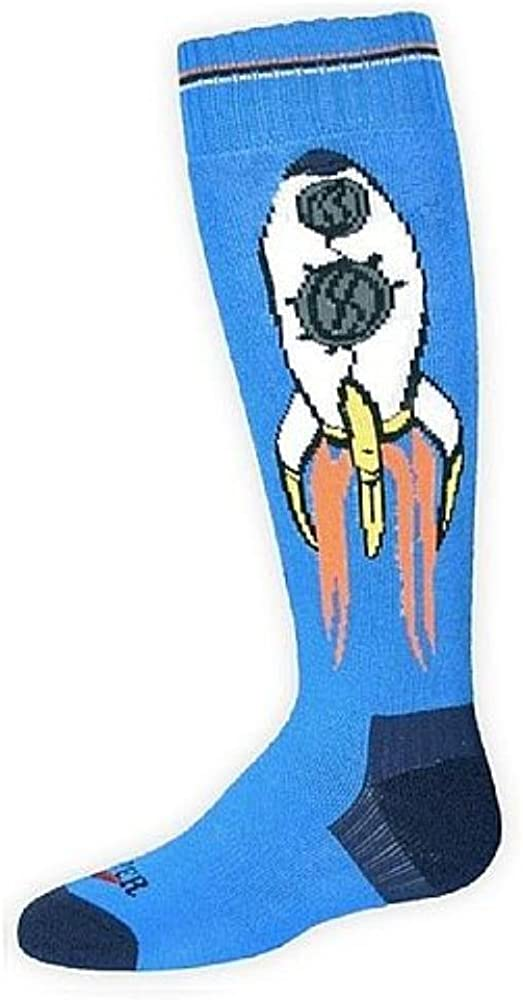 Hot Chillys Boy's Launch Mid Volume Socks