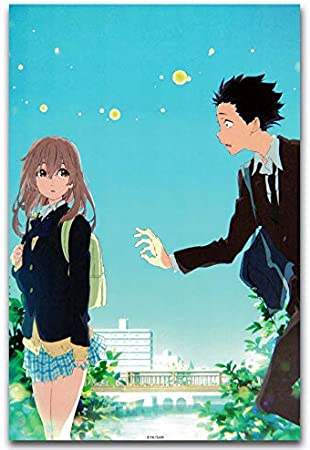 anime poster your name 16x12inches