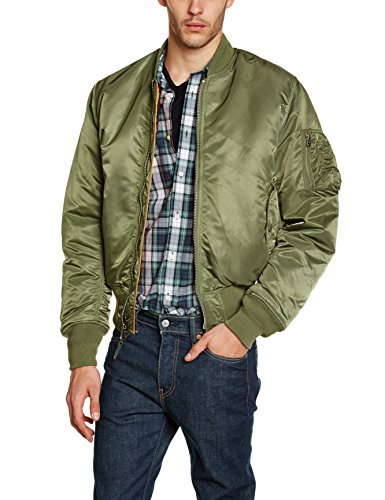 Alpha Industries MA-1 Veste mi-saison Sage Green,