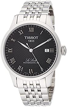 Tissot T0064071105300 Le Locle Stainless Steel Dress Men's Watch