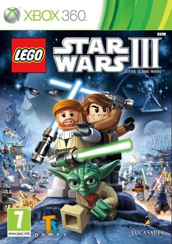 LEGO Star Wars 3: The Clone Wars (Xbox 360) [Importación inglesa]