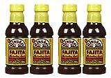 Claudes Fajita Marinade Sauce, 16 oz, (Pack of 4)