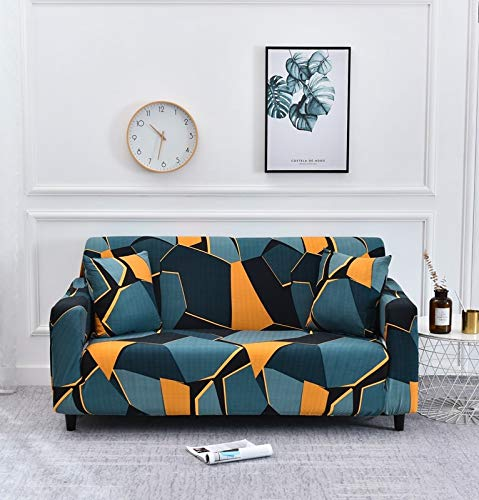 Fundas elásticas para sofás para Living Roon It Needs Ordene 2 Piezas Funda para Silla de sofá si su sofá es de Esquina seccional Longue en Forma de L A32 1 Plaza