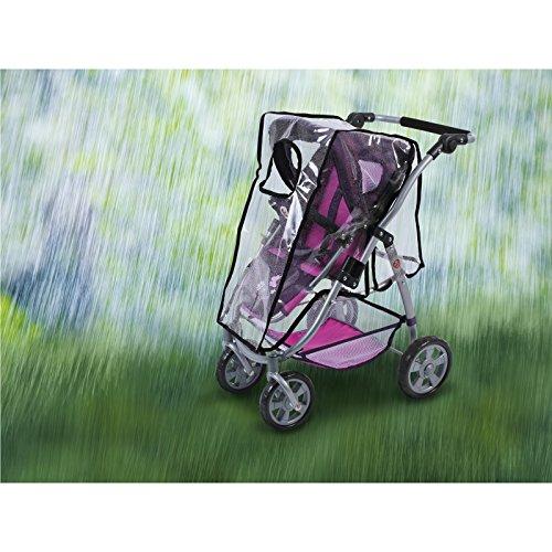 Bayer Chic 2000 863 01 - Regenschutzhaube für Sportwagen (Puppenwagen)