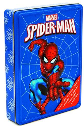 Spider-Man. Caja metálica