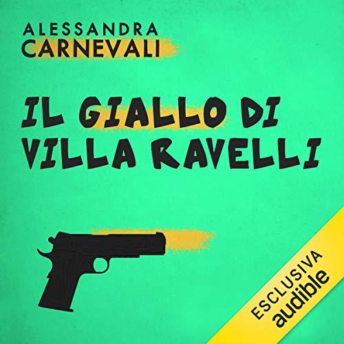 Il giallo di Villa Ravelli copertina