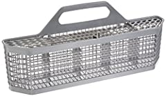 Genuine General Electric (GENF0) dishwasher part Silverware basket replacement Product Dimensions: 19.7 x 3.8 x 8.4 inches Ensure part is compatible with your appliance before ordering Beware of counterfeit parts and notify Amazon if part doesn't mat...