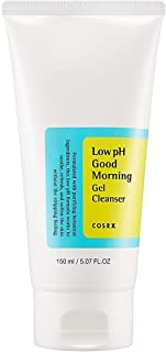 COSRX Low-pH Good Morning Gel Cleanser, 150ml, 0.17 kg Pack of 1