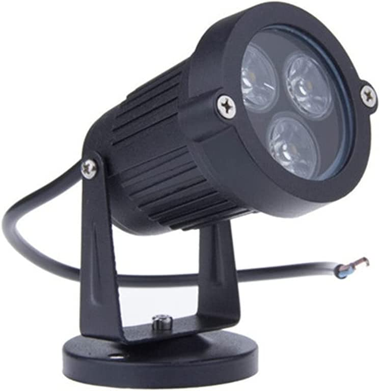 Electric Popular products Manufacturer regenerated product oven Outdoor Landscape Lighting Lan LED 3 W Waterproof