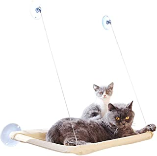 Home & Garden Cat Hammock Cat Perch Window Seat Suction Cups Space Saving Pet Resting Seat Soft Cat Swing Bed Sunbath For Cats With Cushion Buy One Get One Free