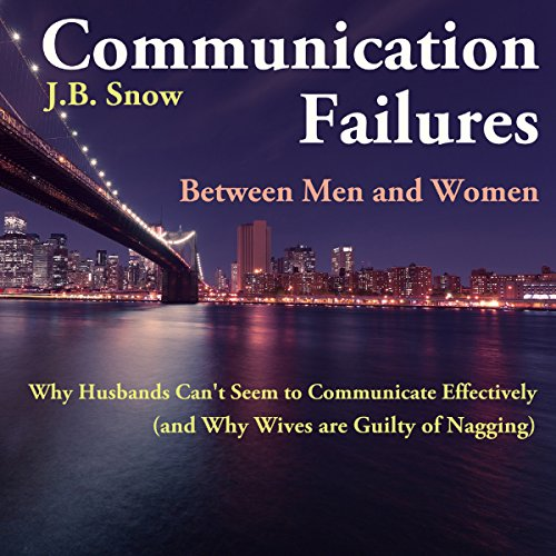 Communication Failures Between Men and Women audiobook cover art