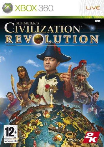 Take-Two Interactive Sid Meier's Civilization Revolution, Xbox 360 - Juego (Xbox 360)