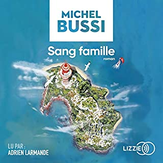 Sang famille audiobook cover art