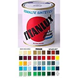Titanlux M30567 - Esmalte sintetico 375 ml titanlux marfil