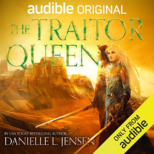 Couverture de The Traitor Queen