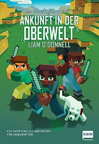 Ankunft in der Oberwelt: Band 1 der Battle of the Blocks-Serie