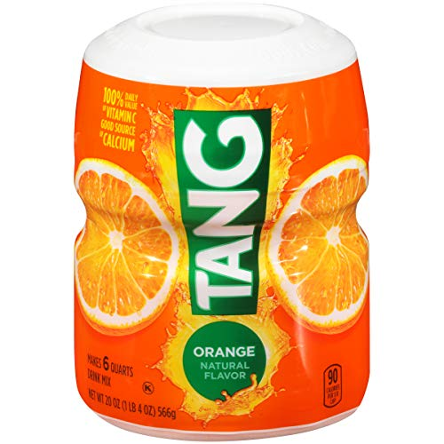 TANG Orange - 566g Tub 1 Baignoire