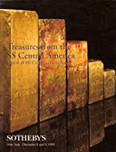 Treasures from the SS Central America - Glories of the California Gold Rush - Sotheby's New York - December 8 & 9, 1999