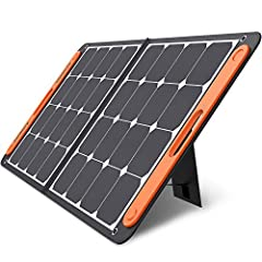 Founded in California in 2012, Jackery specializes in providing outdoor green power solutions for explorers. Jackery portable power station, power outdoors. QUIET GENERATOR & ECO-FRIENDLY CLEAN POWER: Build up your Portable-Solar-Generator System tog...