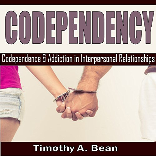 Codependency audiobook cover art