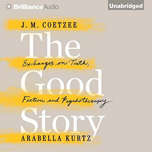 The Good Story audiobook cover art
