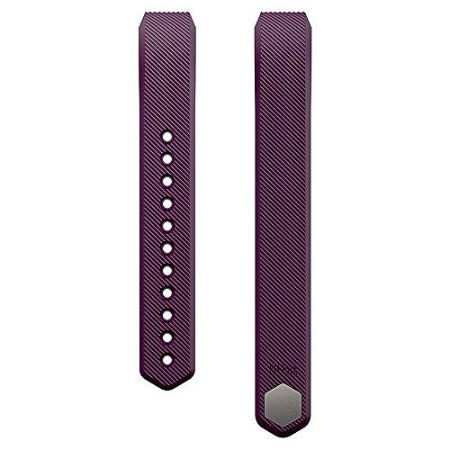 Fitbit Alta Classic Accessory Band, Plum Small