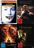 DAS SCHWEIGEN DER LÄMMER Roter Drache HANNIBAL LECTER Hanibal Rising DVD Complete Uncut Collection