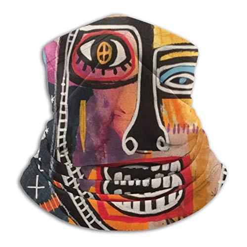 pengyong Abstracto Arte Callejero Cuello Calentador Invierno Pasamontañas Bandana A Prueba de Viento Cuello Polaina Bufanda Cara Cubierta Cuello Headwear Para Esquí Motocicleta