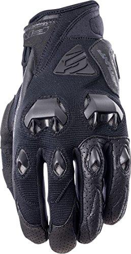 Fünf Advanced Handschuhe Stunt Evo Erwachsene Handschuhe, Schwarz, Größe 09