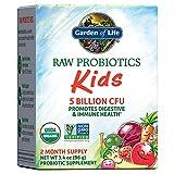 Garden of Life RAW Probiotics Kids - Acidophilus and Bifidobacteria Organic Probiotic...