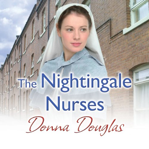 The Nightingale Nurses audiobook cover art