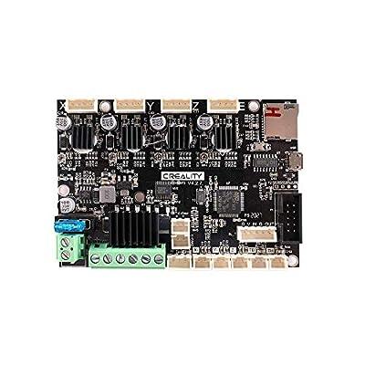 Creality Ender 3 Pro Silent Board Upgrade V4.2.7 Motherboard with TMC2225 Stepper Motor Driver for Ender 3 Pro3D Printer