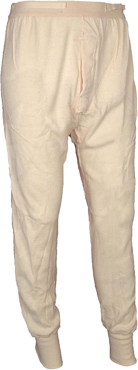 U.S. Military Wool Blend Long Underwear Pants, Thermal Bottoms,