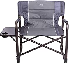 Timber Ridge XXL Directors Chair Oversized Supports 600 lbs, 28