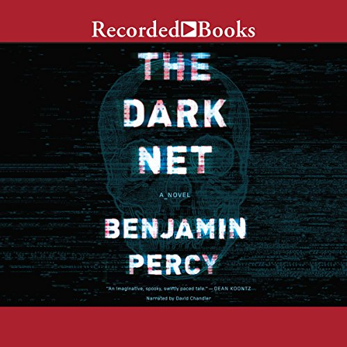 The Dark Net audiobook cover art