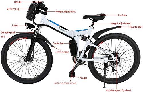 Elektrofahrrad Mountainbike fiugsed 26 Zoll E-Bike kaufen  Bild 1*
