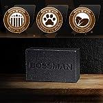 Bossman Men's Bar Soap 4 in 1 Beard Wash, Shampoo, Body Wash and Conditioner, 4 oz 6