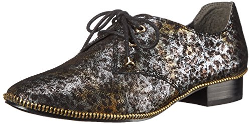 Adrianna Papell Women's Paxton Shoe, Metallic/Multi, 6 M US