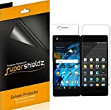(3 Pack) Supershieldz Designed for ZTE Axon M Screen Protector, High Definition Clear Shield (PET)