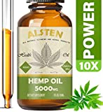Best Hemp Oils - 5000MG Hemp Oil for Pain,Anxiety & Stress Relief Review