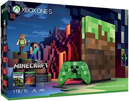 Acheter la Console Xbox One S 1TB LE Minecraft Édition Limitée - 10