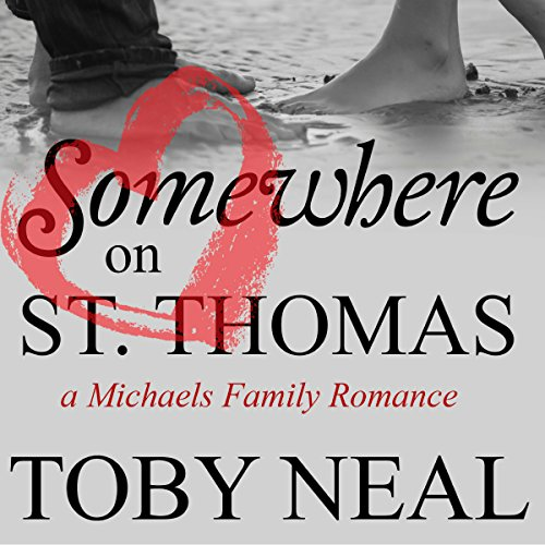 Somewhere on St. Thomas audiobook cover art