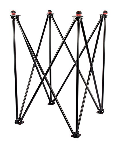 Tenstar Adjustable Easy Fold Carrom Stand