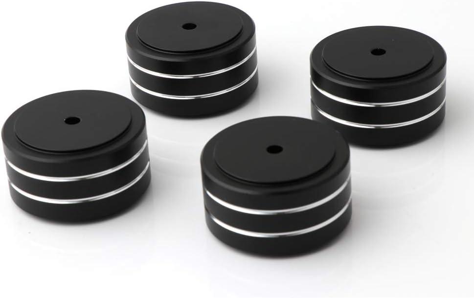 Monosaudio 4pcs 40x20mm Adhesive Bumper Feet Credence Speakers for Portland Mall Subwo