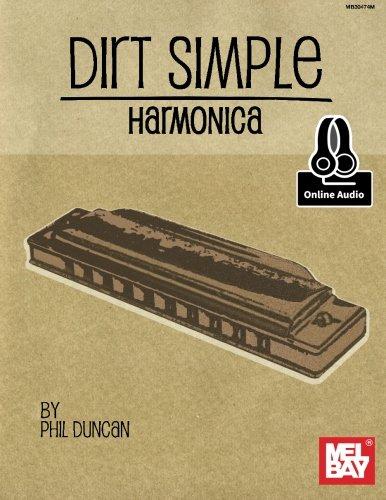 Price comparison product image Dirt Simple Harmonica